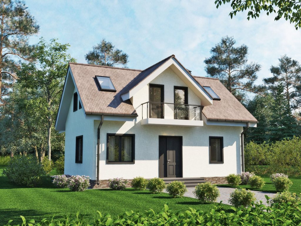 Проект дома Алма 2