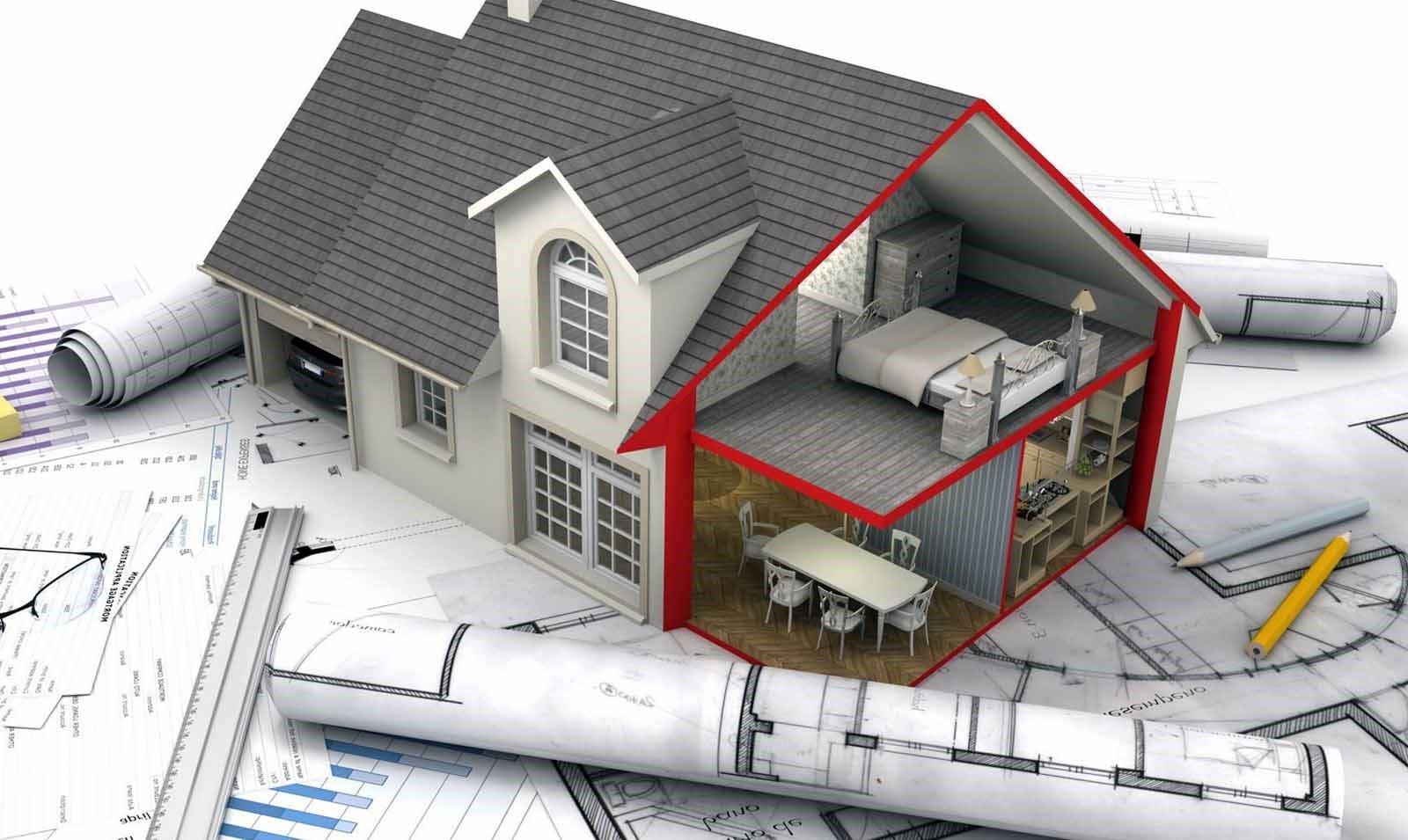 Обманывая при строительстве, могут показать чужие проекты домов