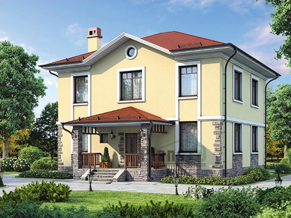 Проект дома GH20T-177