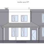 Боковой фасад 1