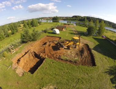 Разработка грунта в Тверской области