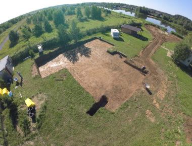 Разработка грунта в Тверской области 2