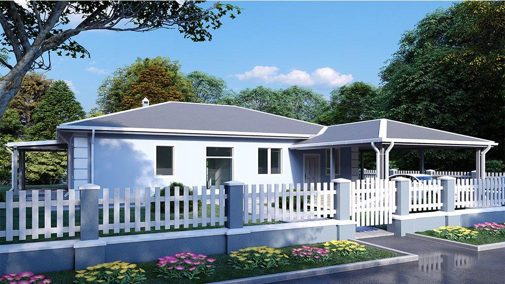Проект дома GH10T-140-1