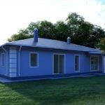 Проект дома GH10T-140-4