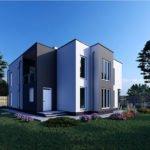 Проект дома GH20Т-232-01