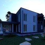 Проект дома GH20Т-232-02