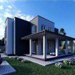Проект дома GH20Т-232-03