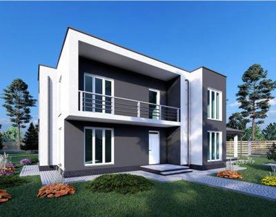 Проект дома GH20Т-232-04