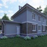 Проект дома GH20Г-177-01