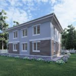 Проект дома GH20Г-177-02